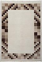 Индийский современный шерстяной ковёр ручной работы. Габба. Шерсть. Размер 2440 х1720мм.
