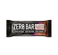 Батончик BioTech - Zero Bar (50 грамм) шоколад-карамель