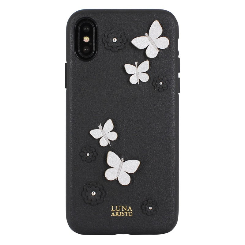 Luna Aristo Dale Case Black For iPhone X/XS (LA-IPXDAL-BLK)