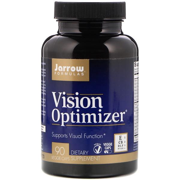 Витамины для глаз, Jarrow Formulas, 90 капсул