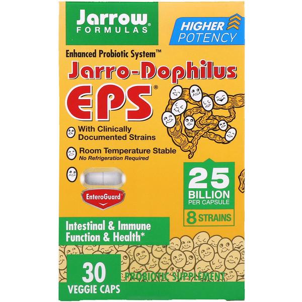 Пробиотики (дофилус), Jarrow Formulas, 30 капсул