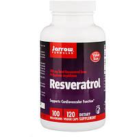Ресвератрол, Jarrow Formulas, 100 мг, 120 капсул