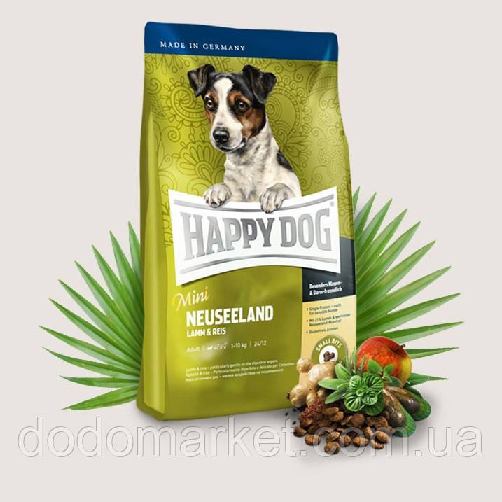 Сухой корм для собак Happy Dog Supreme Mini Новая Зеландия 1 кг