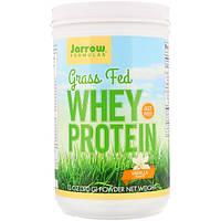 Сывороточный протеин, ваниль, Jarrow Formulas, 370 г
