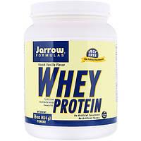 Сывороточный протеин, ваниль, Jarrow Formulas, 454 г