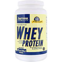 Сывороточный протеин, ваниль, Jarrow Formulas, 908 г