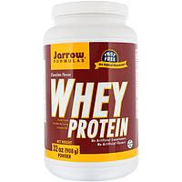 Сывороточный протеин, шоколад, Jarrow Formulas, 908 г