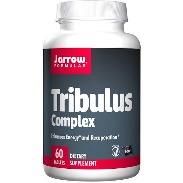 Трибулус комплекс, Jarrow Formulas, 60 таблеток