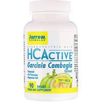 Екстракт garcinia cambogia, HCActive, Jarrow Formulas, 1500 мг, 90 капсул