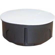Короб распределительный РК 100 гипс с крышкой внутр. установка