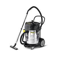 Пылесос сухой и влажной уборки NT 70/3 Me Tc (KARCHER)