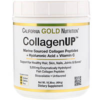 Рыбный коллаген California Gold Nutrition CollagenUP 5000 461 грамм