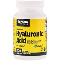 Гиалуроновая кислота, Jarrow Formulas, 50 мг, 120