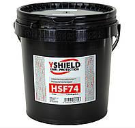 Екрануюча фарба HSF74 | ВЧ+НЧ | 45 дБ | 5 літрів
