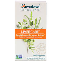 Комплекс трав для печени Himalaya Liver Care, 180 капсул