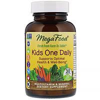 Витамины для детей, MegaFood, 30 таблеток