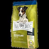 Happy Dog Supreme Mini Neuseeland - сухой корм для собак малых пород с чувствительным пищеварением (ягненок)