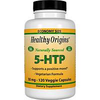 5-гидрокситриптофан (5-НТР), Healthy Origins, 50 мг, 120 к.
