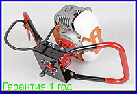 ✳️Мотобур SCHNAIDER GD520 / Число оборотов холостого хода: 3000 об/мин(10800об/хв шнайдер Мотобур бензиновий 53см3)