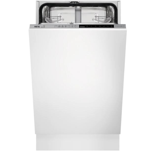 Посудомоечная встраиваемая машина  AEG FSE83400P