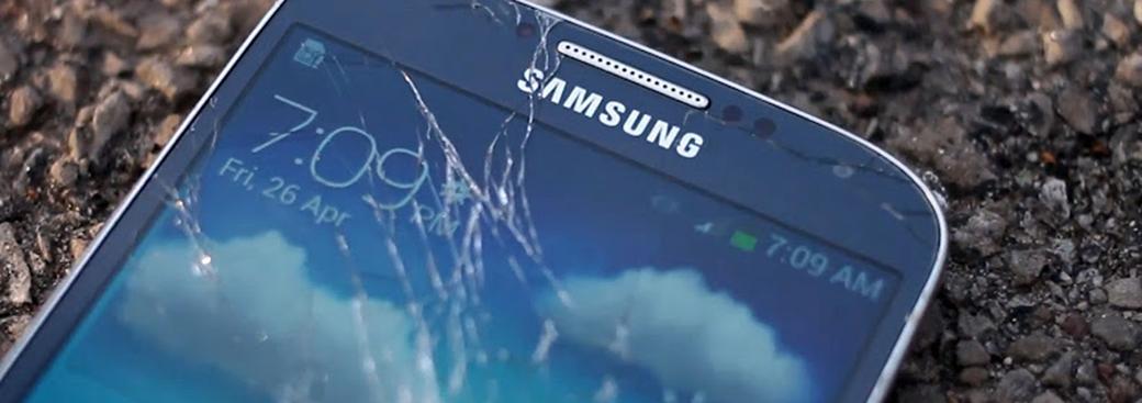 Как снять разбитое защитное стекло со смартфона