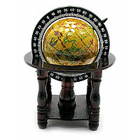 Глобус сувенирный на подставке (18х14х14 см) (8,5)