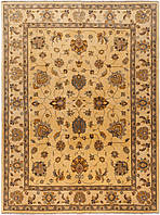Афганский ковёр ручной работы с эффектом старения. Чуби. Шерсть. Размер2380х1720мм.