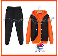 Спортивный костюм из трехнитки (под заказ от 50 шт) , фото 1