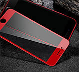 Защитное стекло 5D для iPhone 8 Plus   7 Plus Оригинал Glass™ 9H олеофобное покрытие на Айфон, фото 6