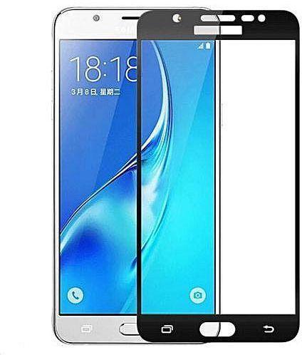 Samsung G532F Galaxy J2 Prime Colorful Tempered Glass Black Захисне Скло