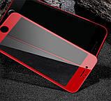 Защитное стекло 5D для iPhone 7/8 Оригинал Glass™ 9H олеофобное покрытие на Айфон, фото 6