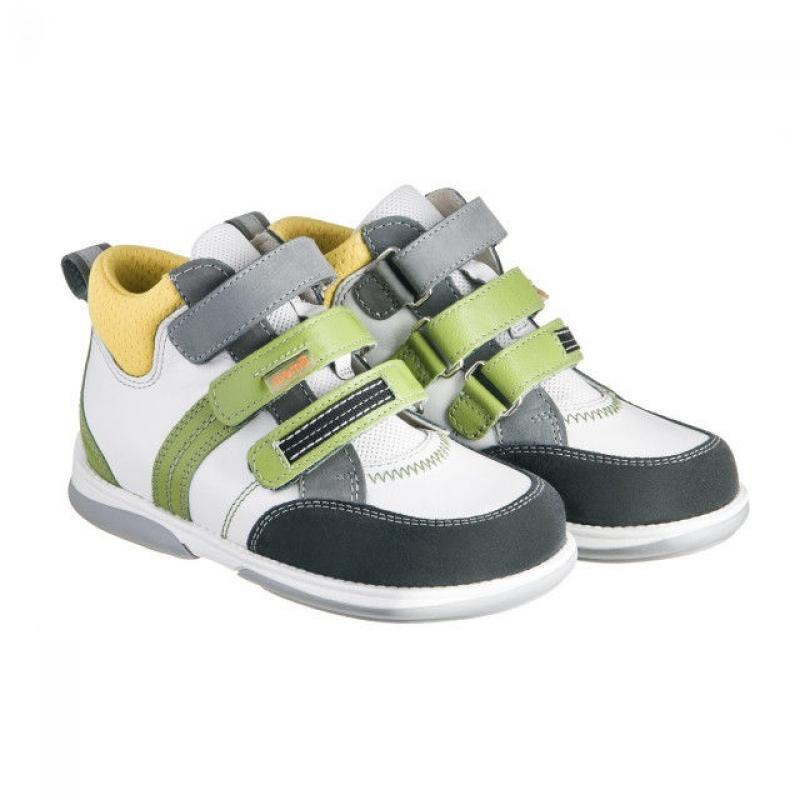 Memo Polo Белые - Ортопедические кроссовки для детей 35