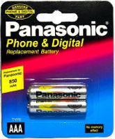 Аккумулятор AAA  850 1шт Panasonic
