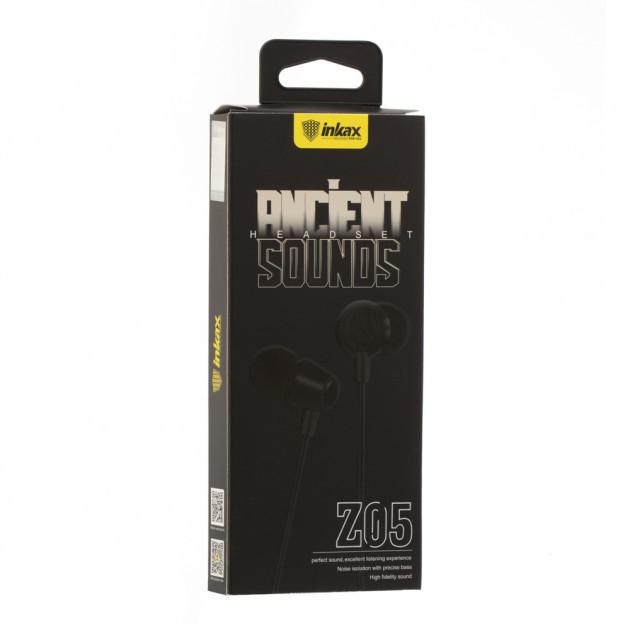 Наушники Inkax Z05 Black