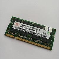Оперативная память Hynix SODIMM DDR2 2Gb 800MHz 6400s CL6 (HYMP125S64CP8-S6 AB-C) Б/У