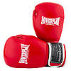 Боксерские перчатки PowerPlay 3019 красные 16 унций, фото 7