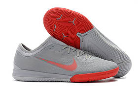 Футзалки Nike Mercurial VaporX VII Pro TF grey