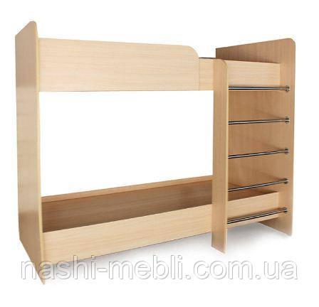 Двоярусне ліжко №6 ЛС