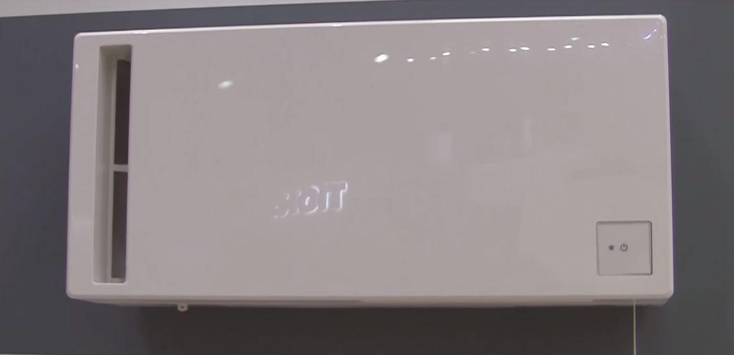 Вентиляция с рекуперацией тепла Lossnay VL-50ES2-E (51м3/час, под проводной выключатель)