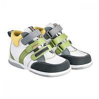 Memo Polo Белые - Ортопедические кроссовки для детей 33