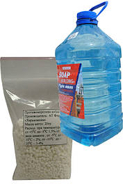 Пластифікатор, антиморозні добавка