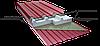 Стеновая сэндвич-панель с наполнителем из пенополистирола 120 мм, фото 3