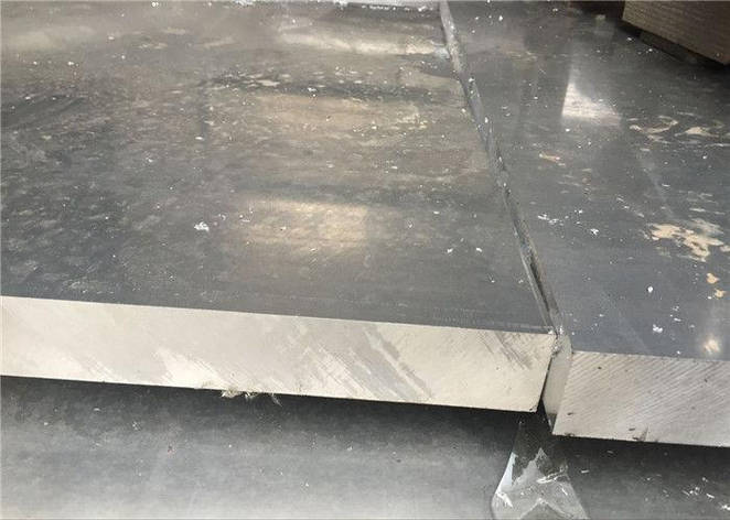 Куски алюминиевого листа 55 мм Д16, фото 2