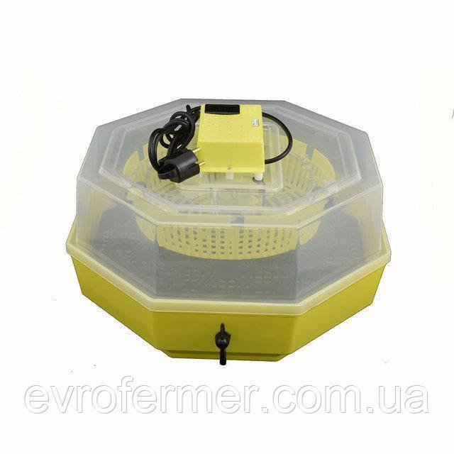Бытовой инкубатор Клео 5DT с механическим переворотом яиц