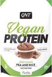 QNT_Vegan Protein 500 г - сhocolate muffin