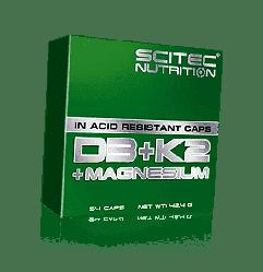 SN D3+K2+Magnesium 54 caps
