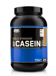 ON 100% Casein Protein 909 г - chocolate peanut butter