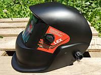 Маска сварочная хамелеон LEX LXWM01 / Рабочая температура-от-10 до 60 град.С(lex маска сварочная lxwm01 UV/IR автозатемнение польша професиональная)