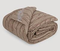 Одеяло из овечьей шерсти во фланели, Демисезонное ТМ IGLEN