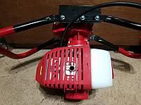 ✳️Мотобур LEX GD520 / Мощность: 2000 Вт(сверление отверстий буровая лекс Чехия електробур сменние бити)